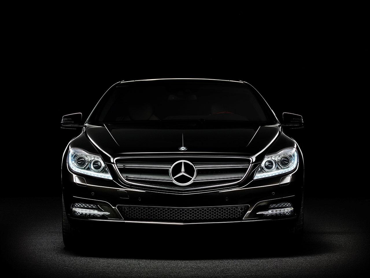 Постер на подрамнике Mercedes-413