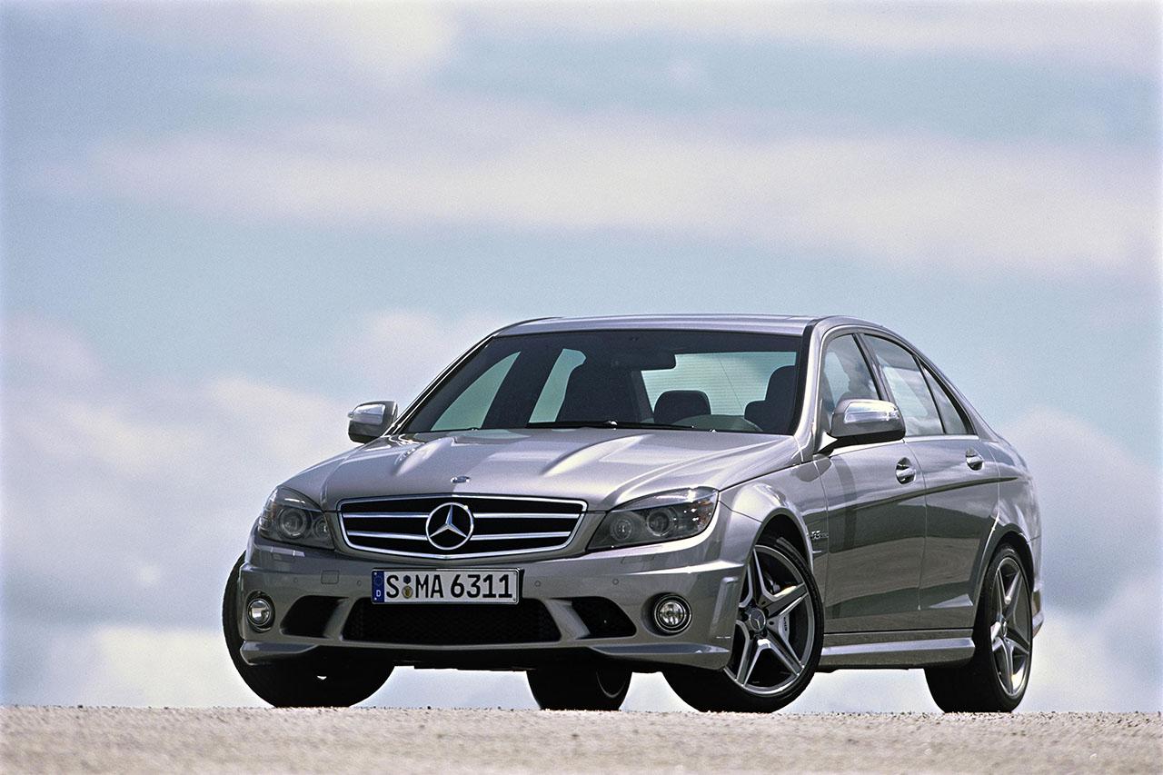 Постер на подрамнике Mercedes-425