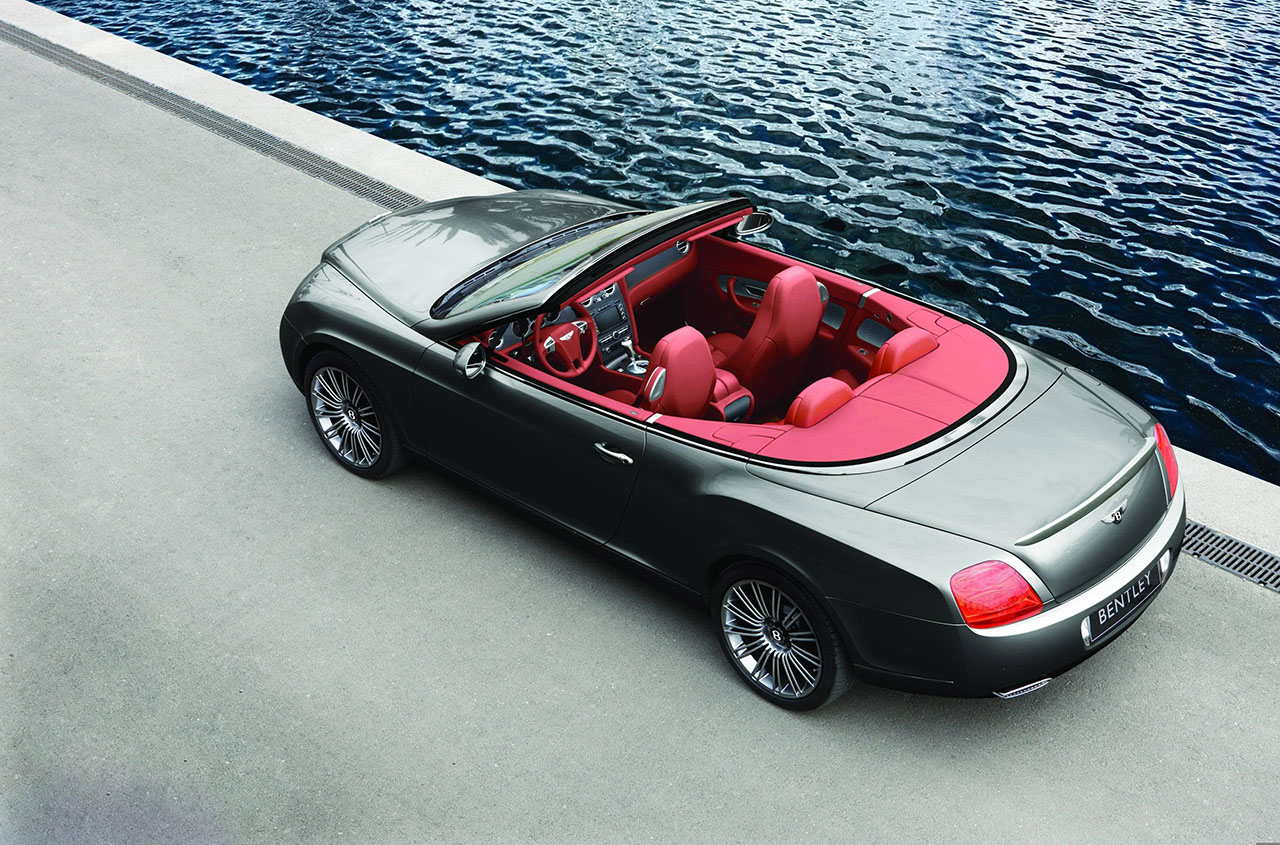 Постер на подрамнике Bentley-16