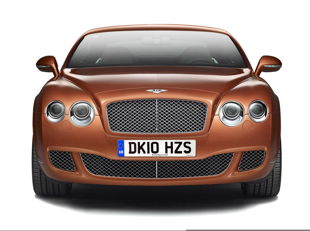 Постер на подрамнике Bentley-32