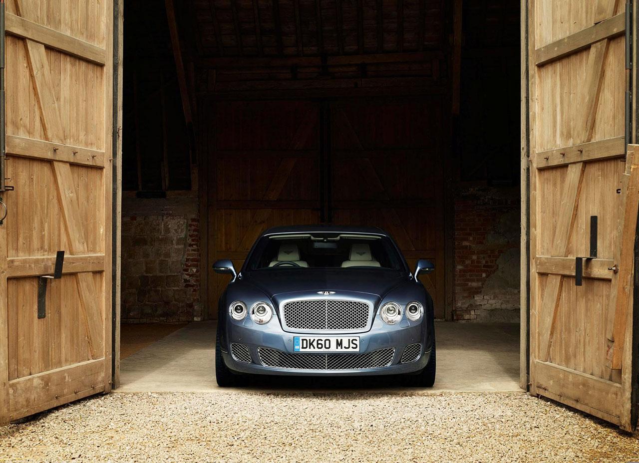 Плакат Bentley-52