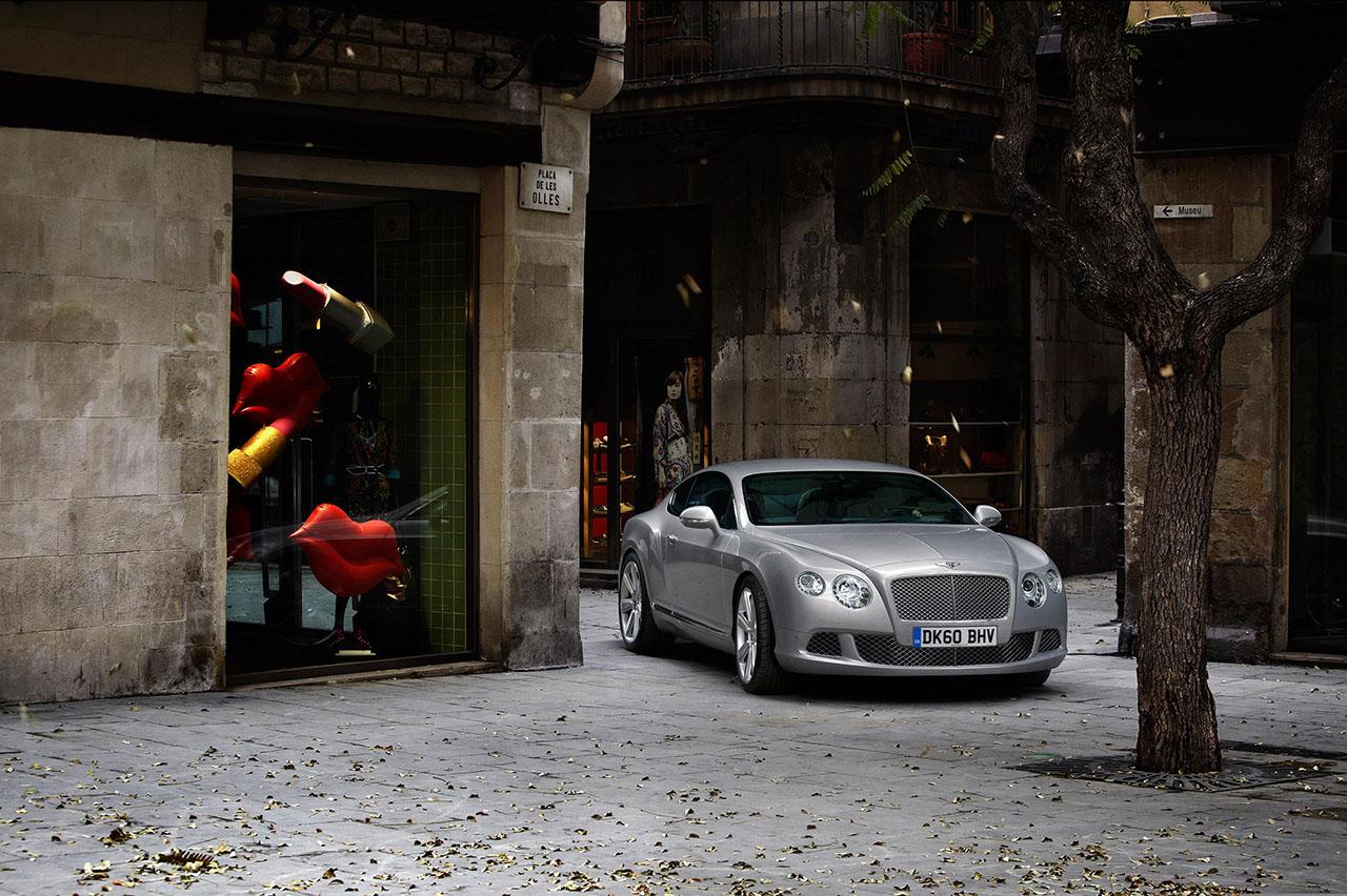 Постер на подрамнике Bentley-92