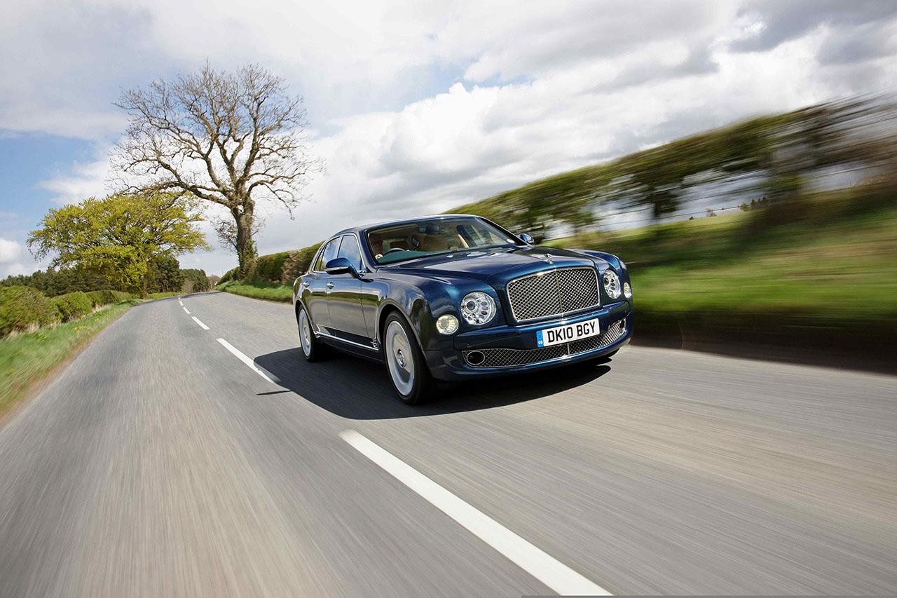 Плакат Bentley-118