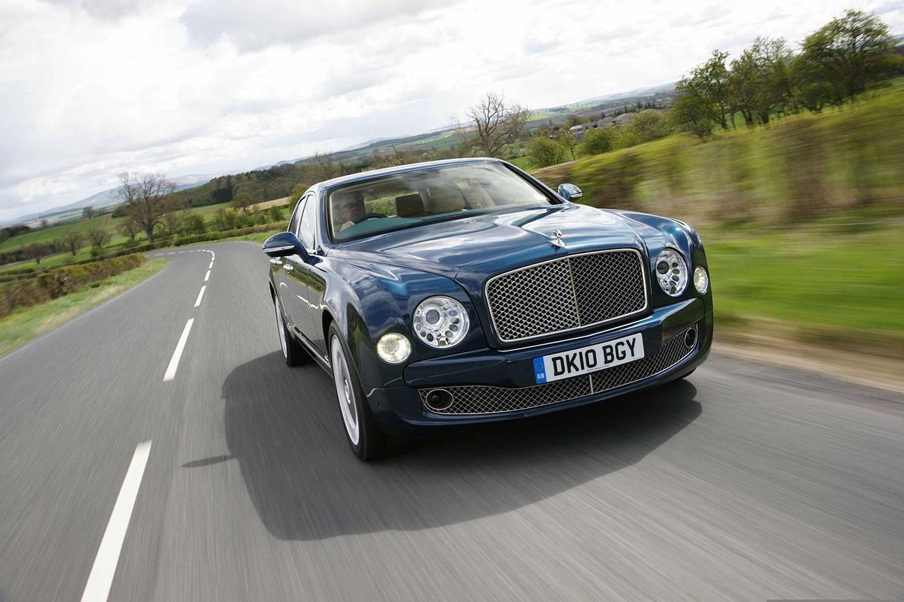 Плакат Bentley-119