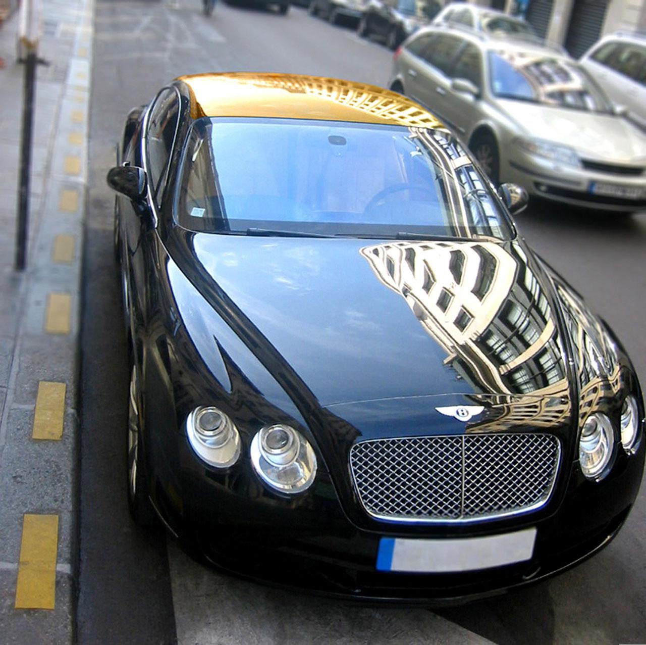 Плакат Bentley-164