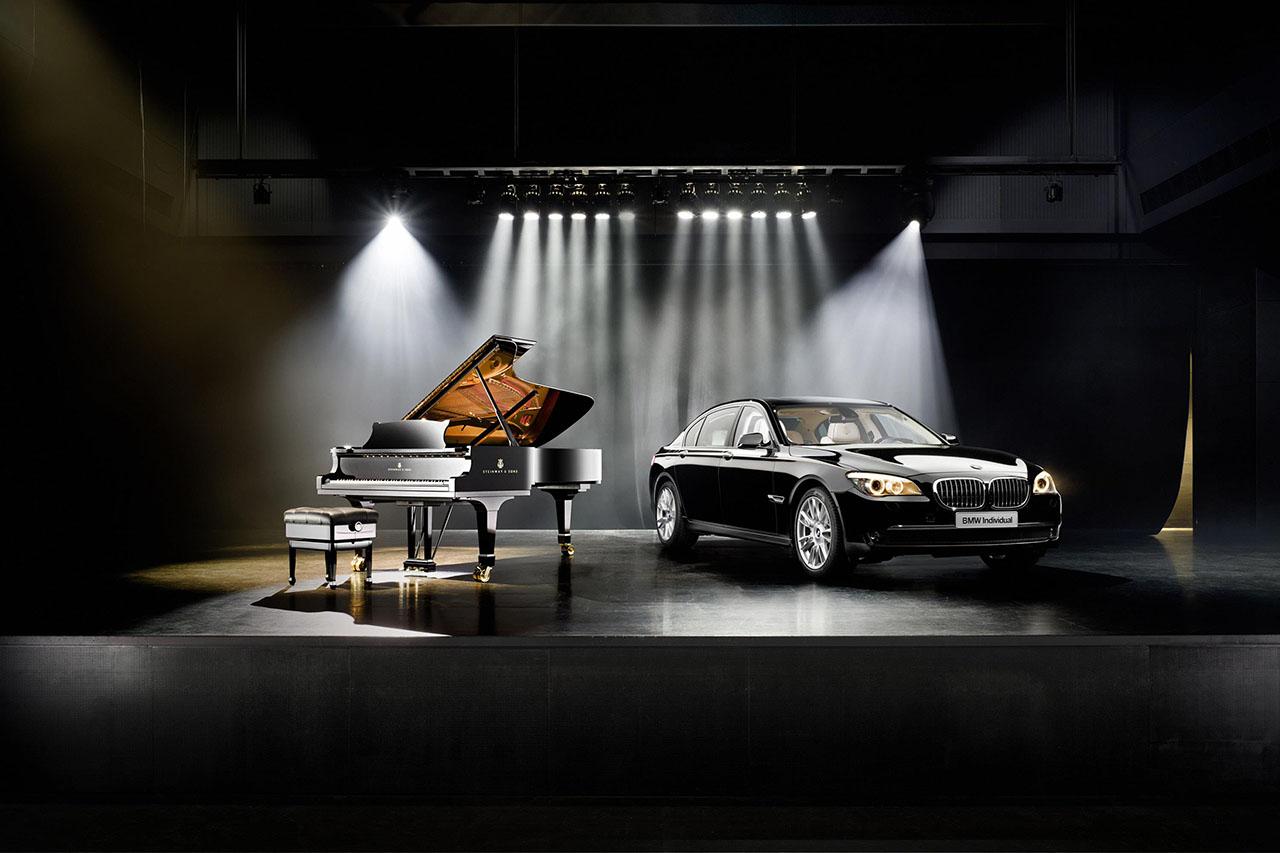 Постер на подрамнике БМВ (BMW)-55