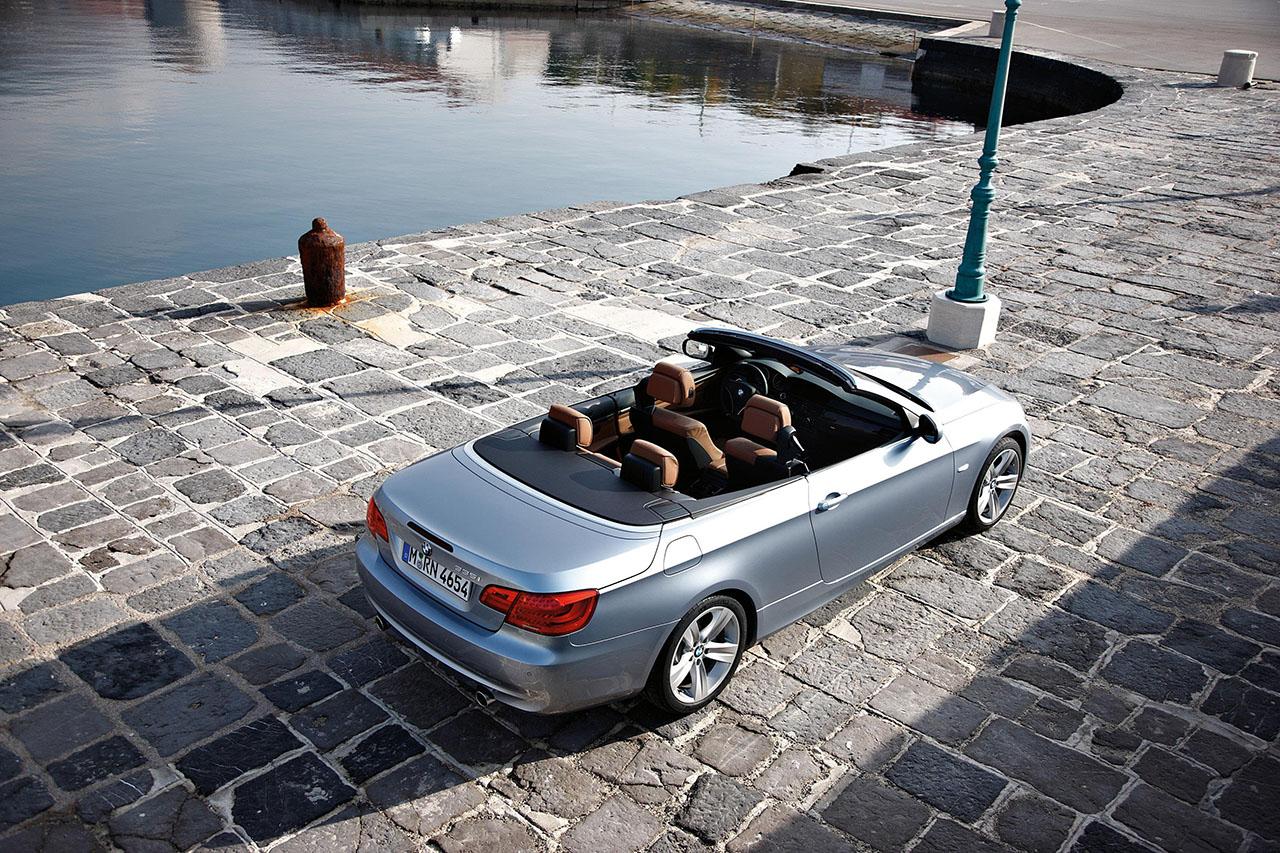 Постер на подрамнике БМВ (BMW)-87