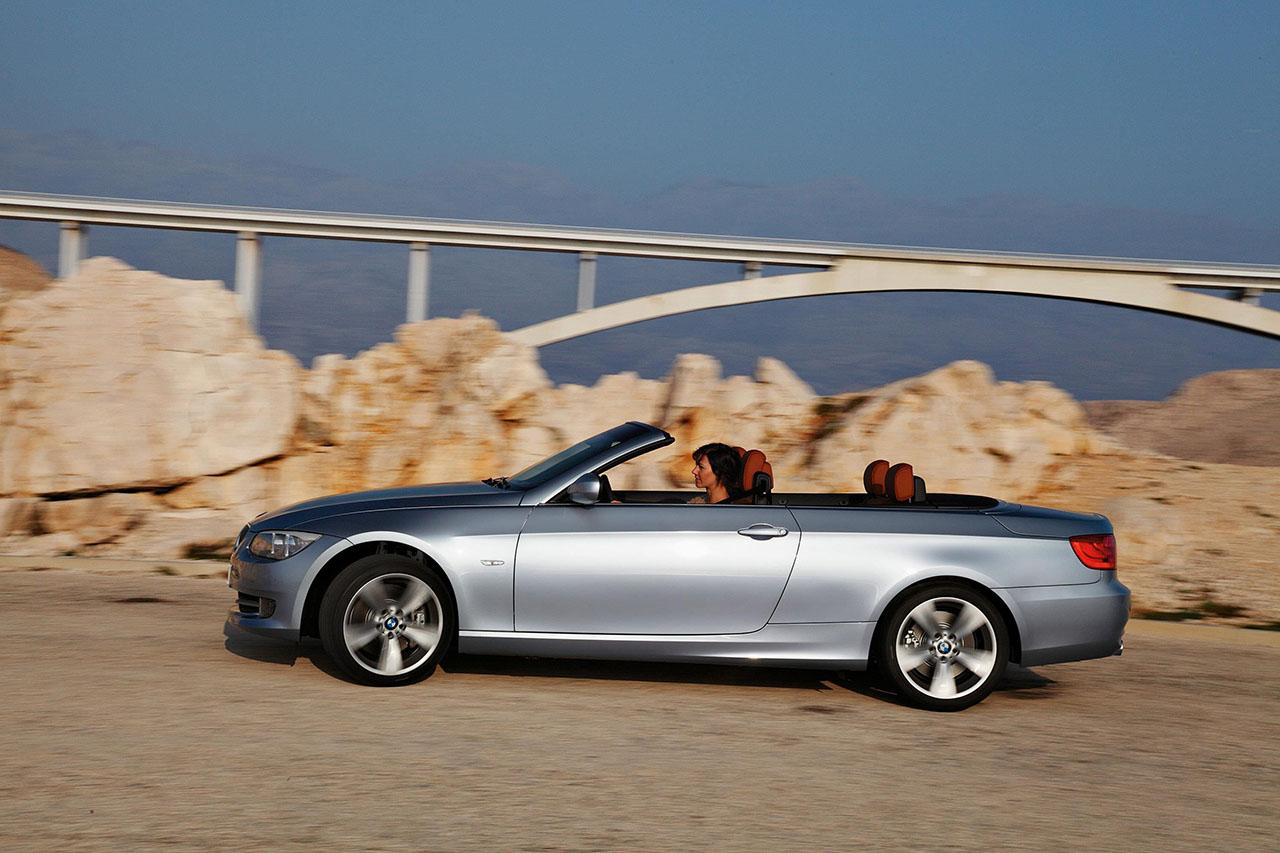 Постер на подрамнике БМВ (BMW)-93