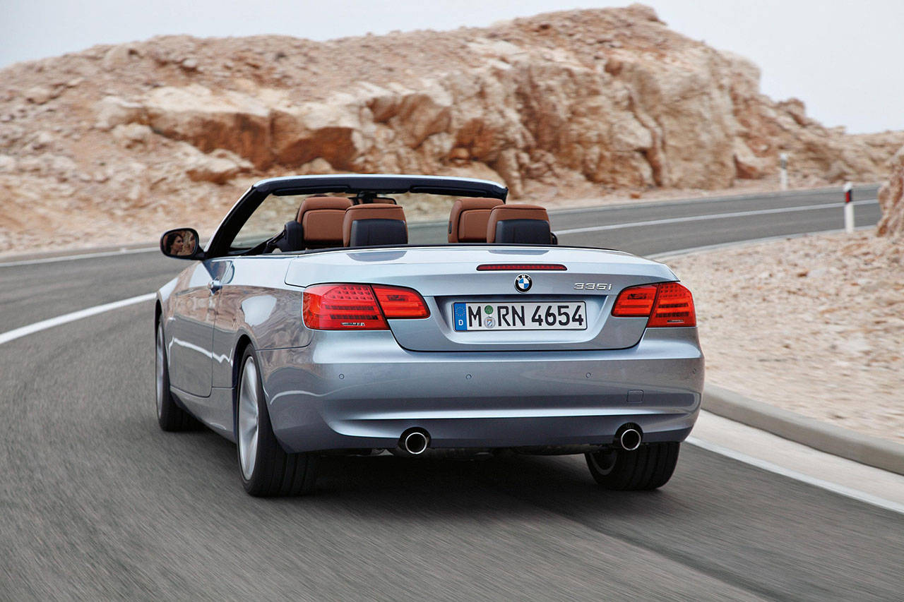 Постер на подрамнике БМВ (BMW)-100