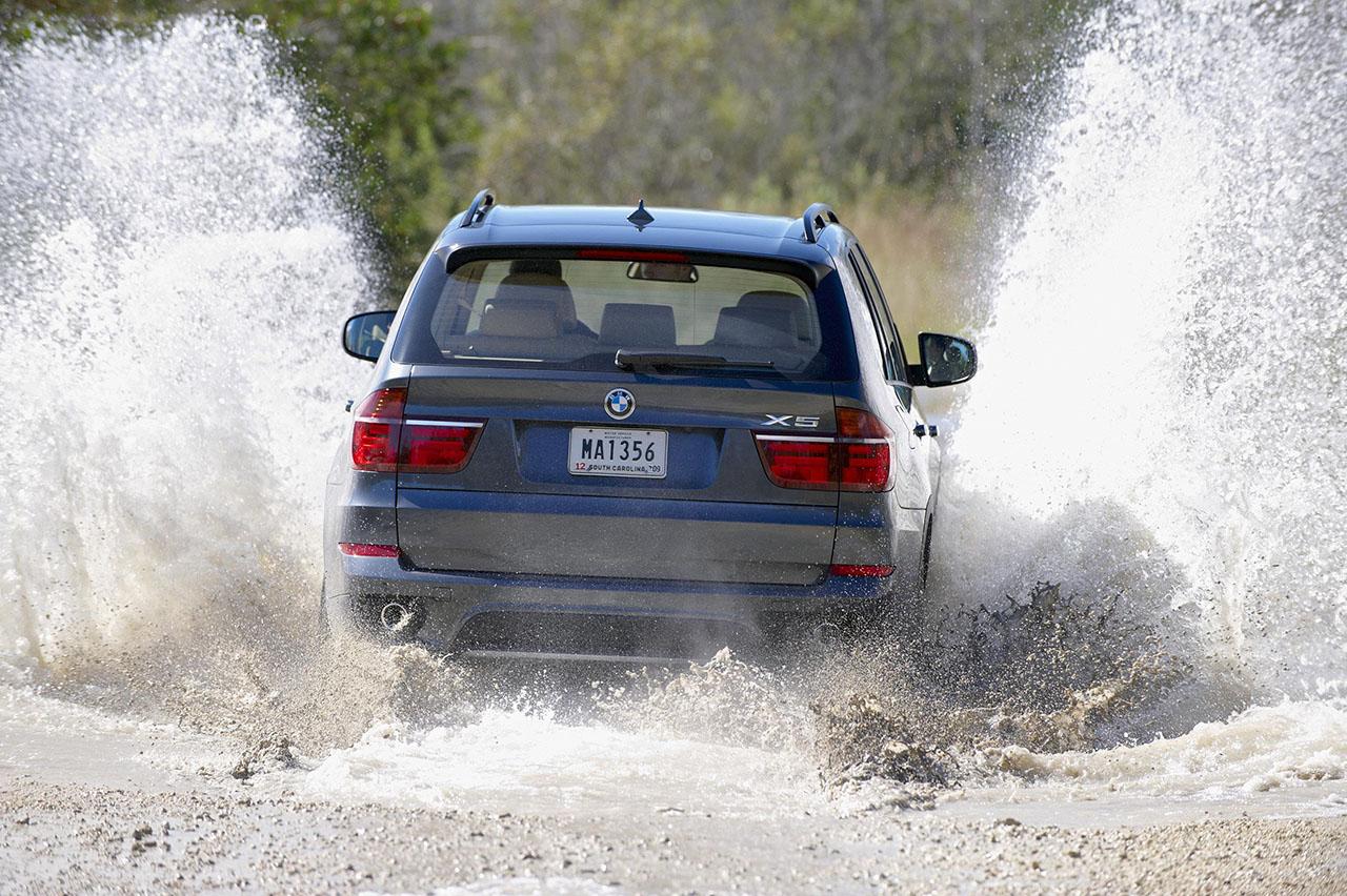 Постер на подрамнике БМВ (BMW)-138