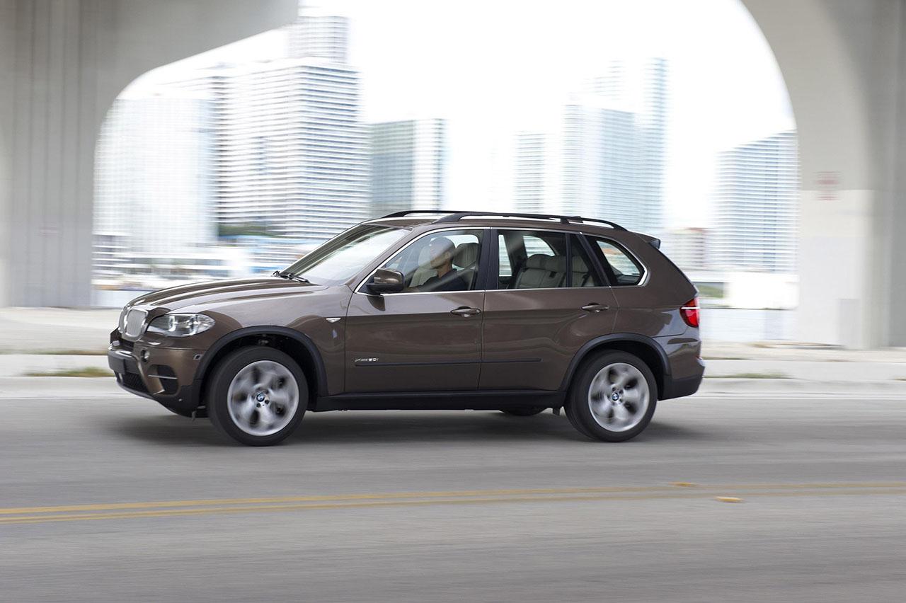 Постер на подрамнике БМВ (BMW)-163