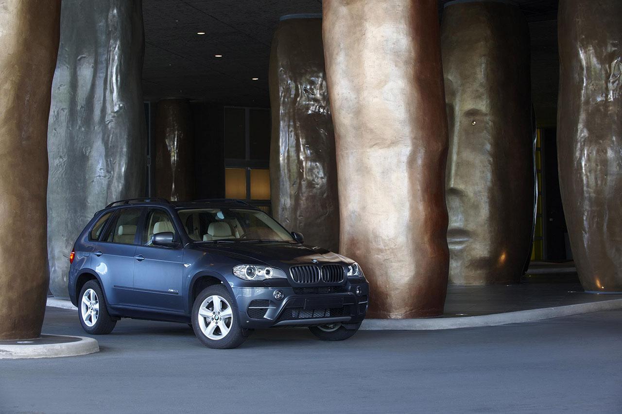 Постер на подрамнике БМВ (BMW)-181