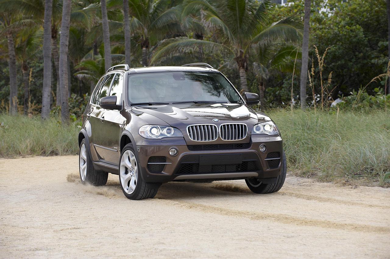 Постер на подрамнике БМВ (BMW)-200