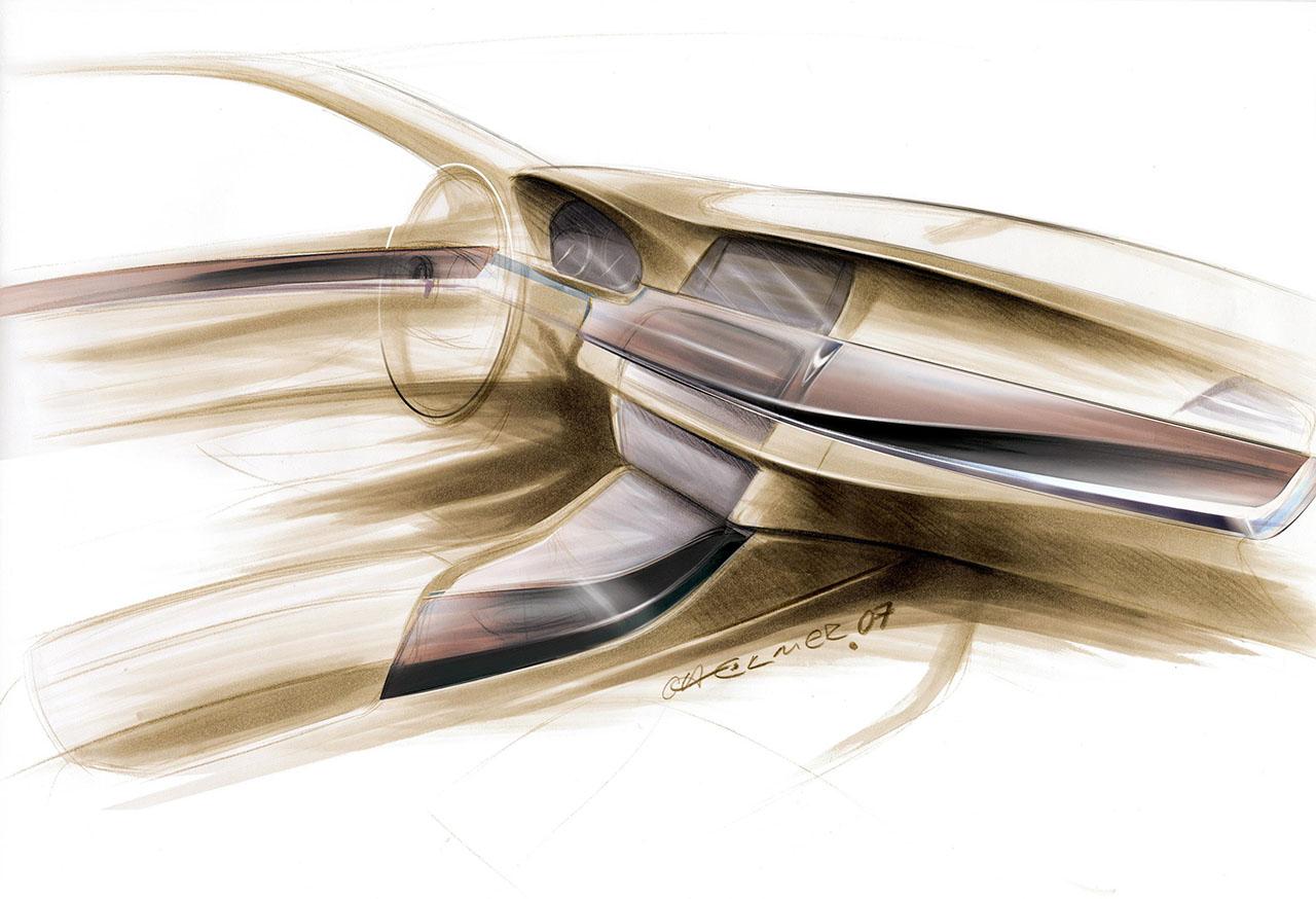 Постер на подрамнике БМВ (BMW)-208