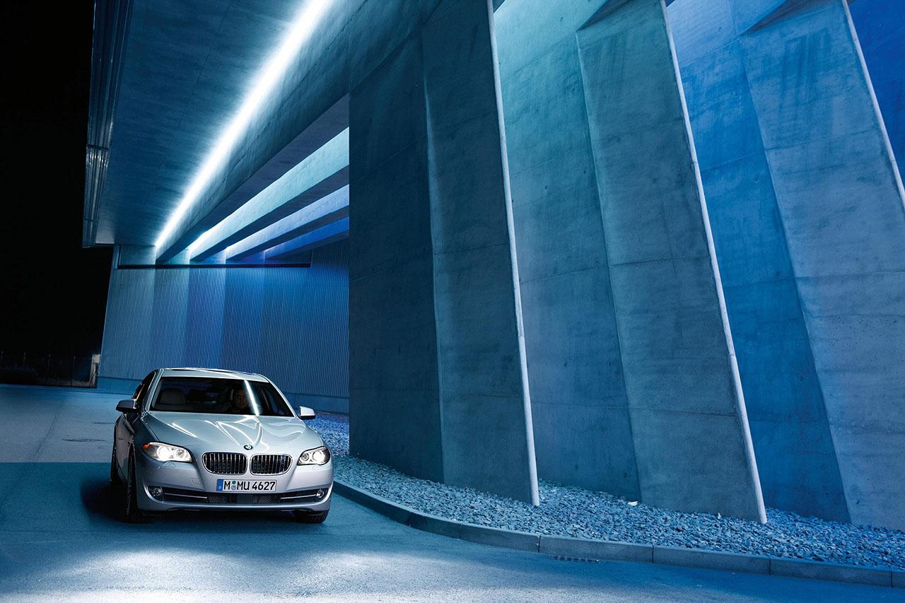 Постер на подрамнике БМВ (BMW)-215