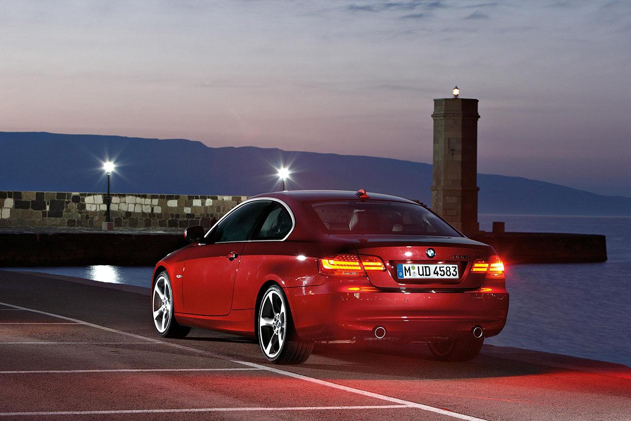 Плакат БМВ (BMW)-245