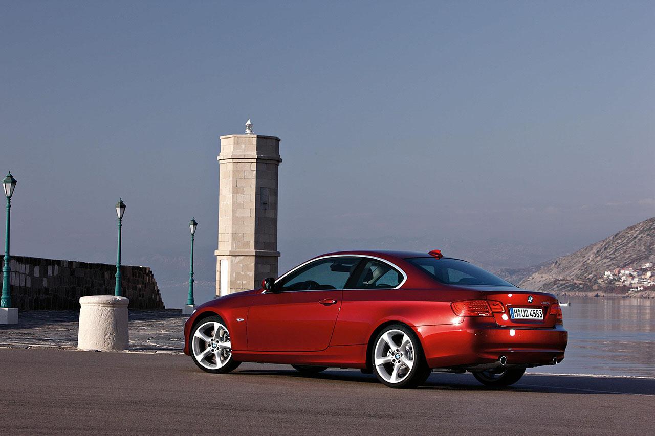 Постер на подрамнике БМВ (BMW)-248