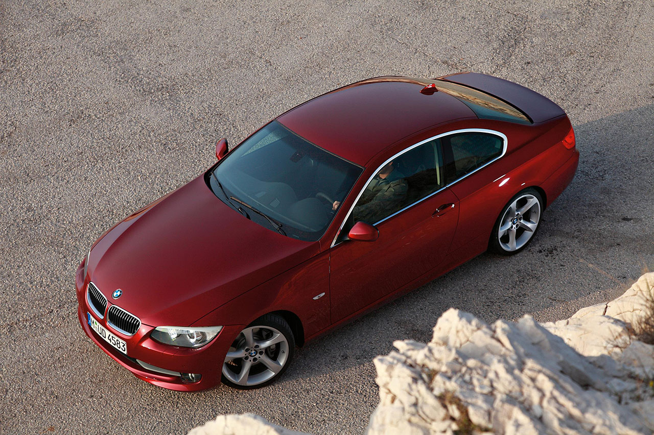 Постер на подрамнике БМВ (BMW)-256