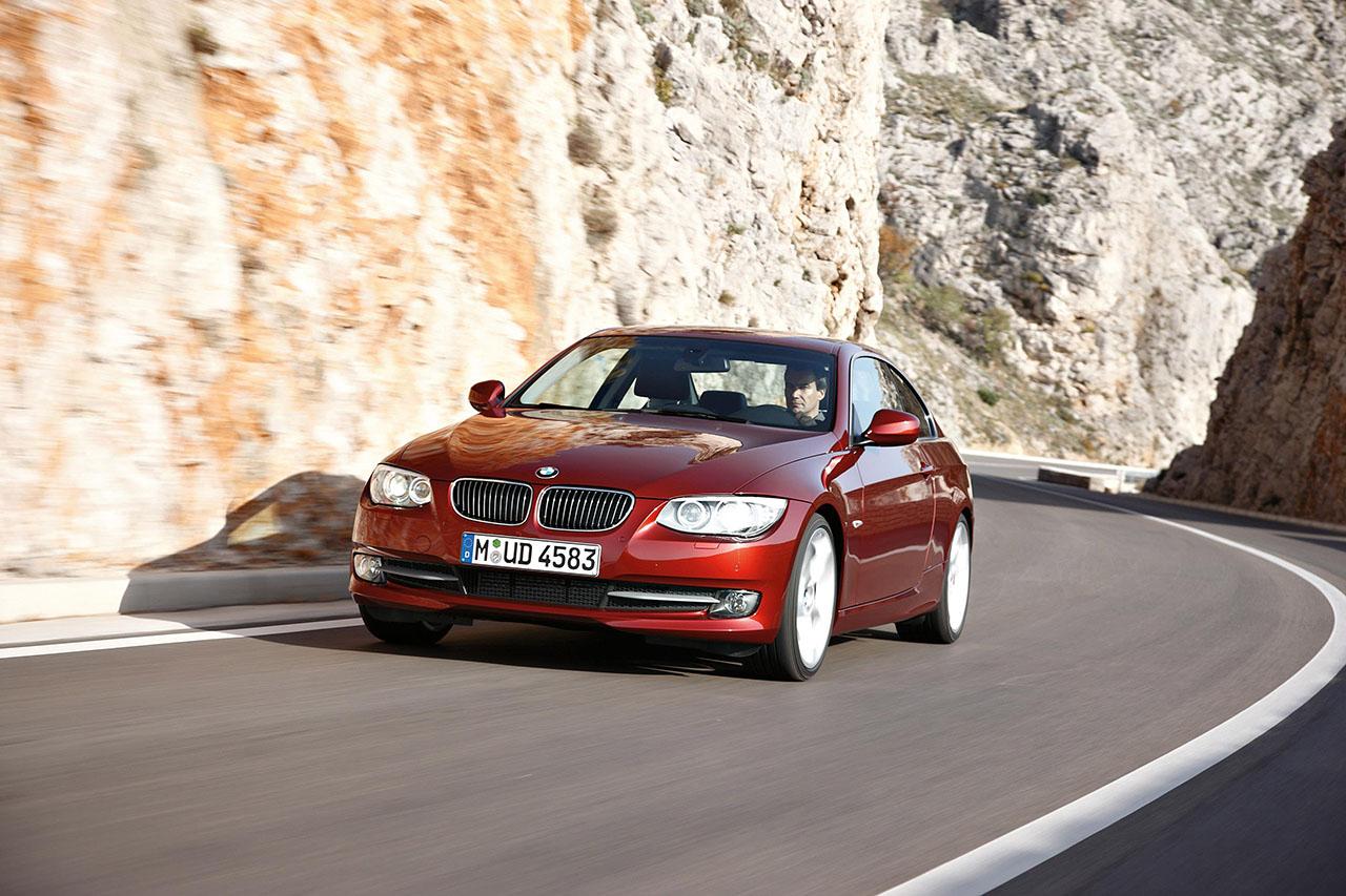 Постер на подрамнике БМВ (BMW)-261
