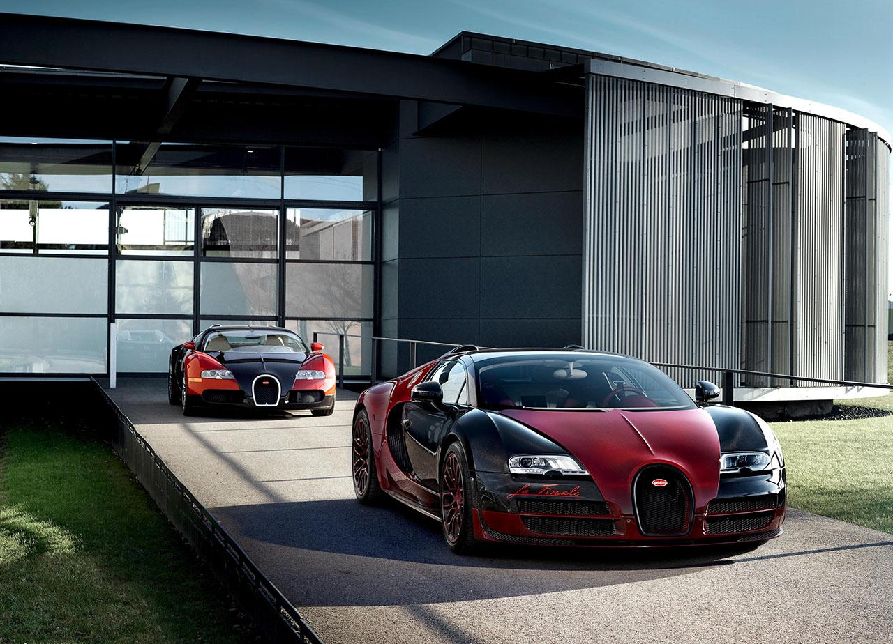Постер на подрамнике Бугатти (Bugatti)-1