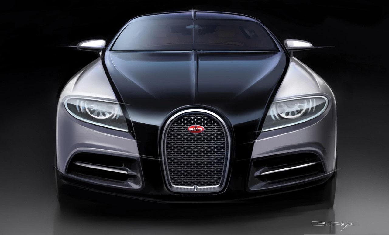 Плакат Бугатти (Bugatti)-116