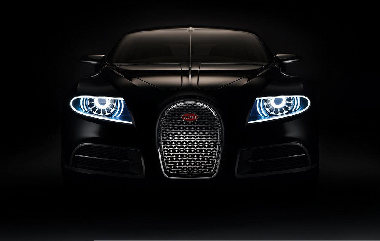 Постер на подрамнике Бугатти (Bugatti)-130