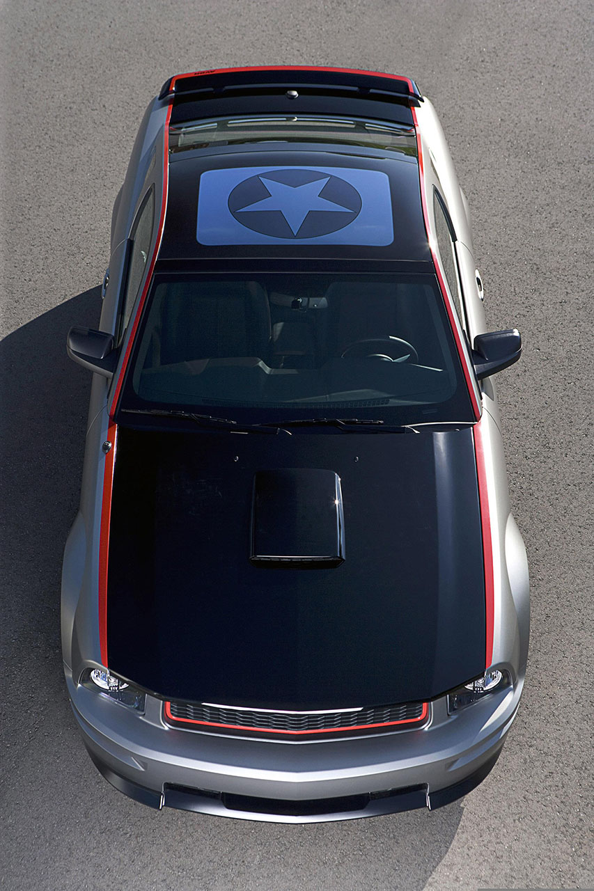 Плакат Mustang-39