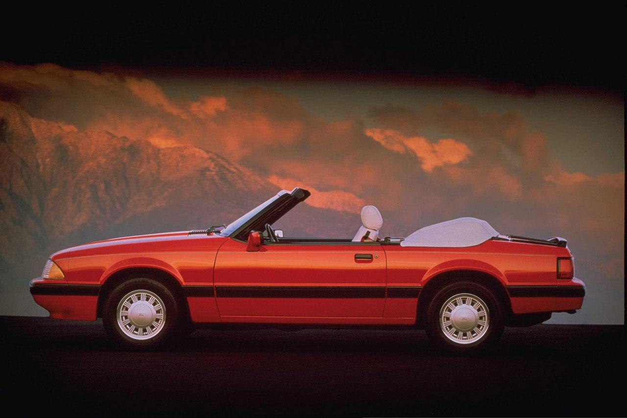 Постер на подрамнике Mustang-51