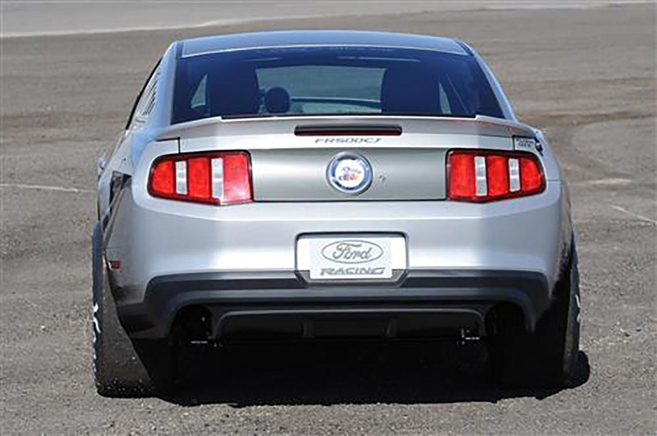 Постер на подрамнике Mustang-148
