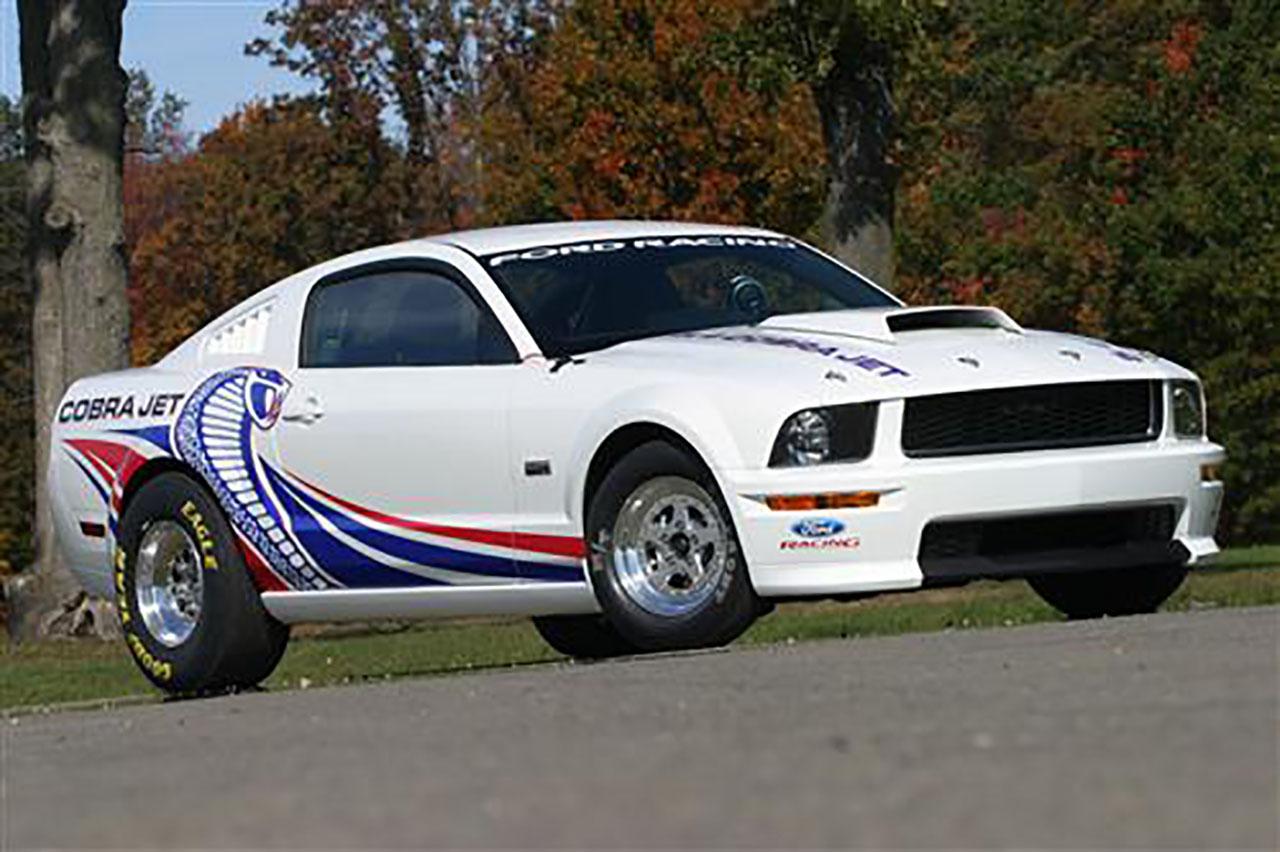 Постер на подрамнике Mustang-191