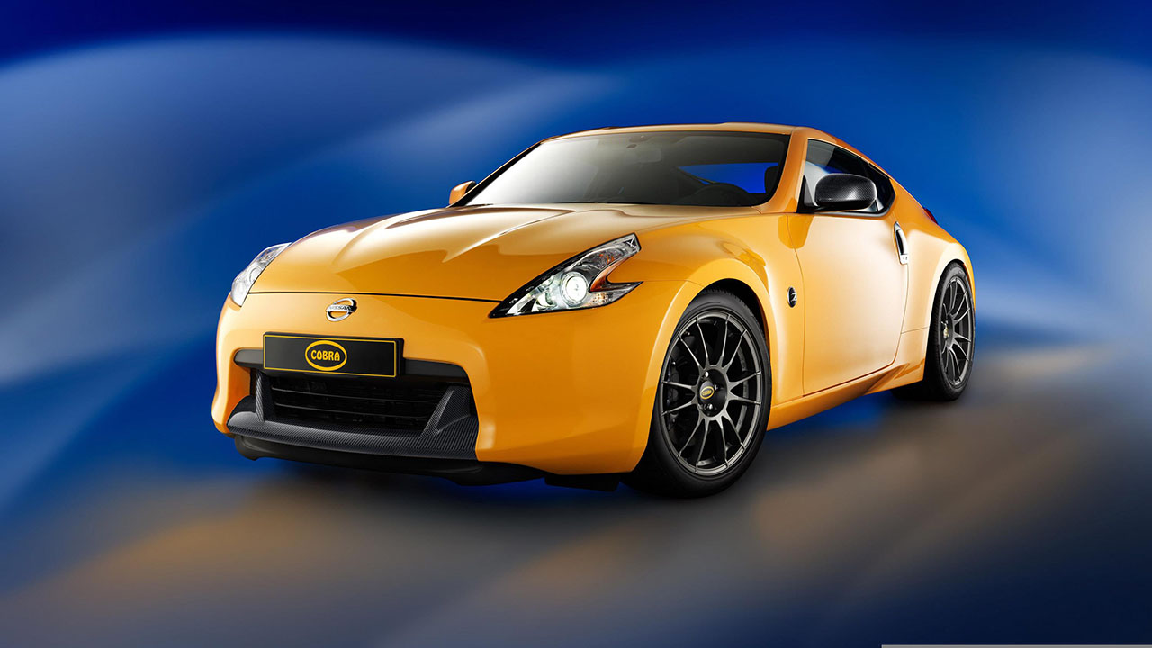 Плакат Nissan-243