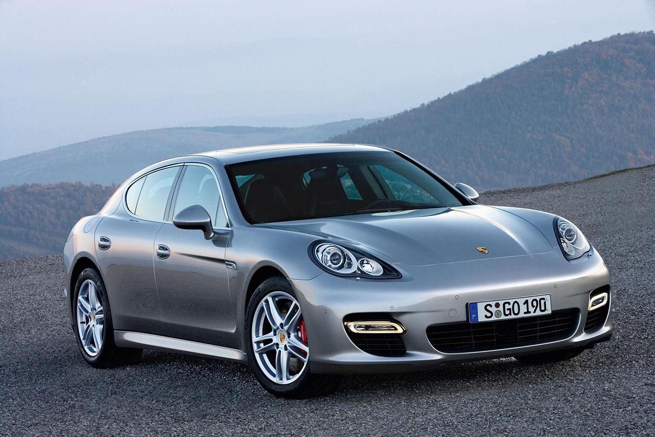 Постер на подрамнике Porsche-3