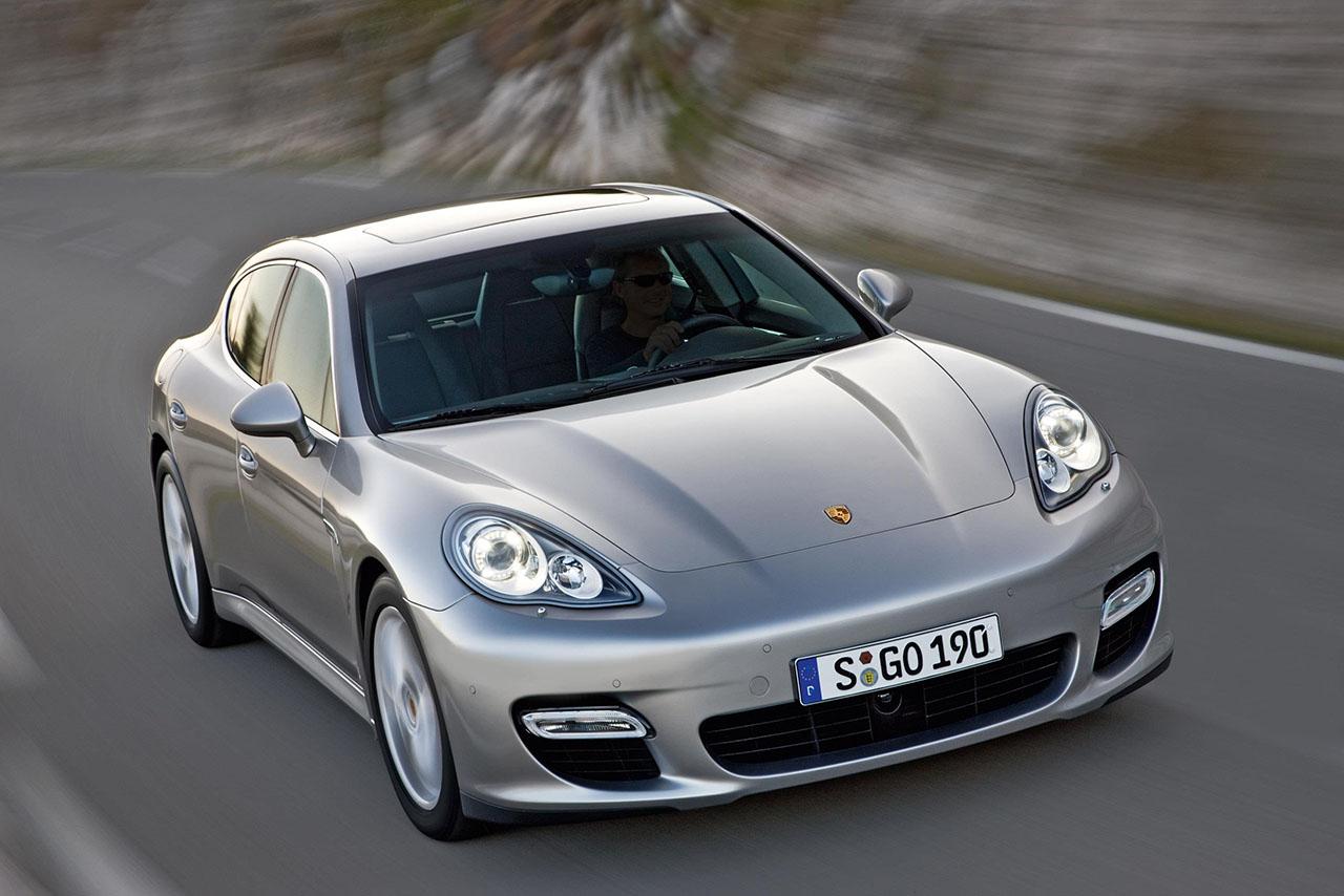 Плакат Porsche-4