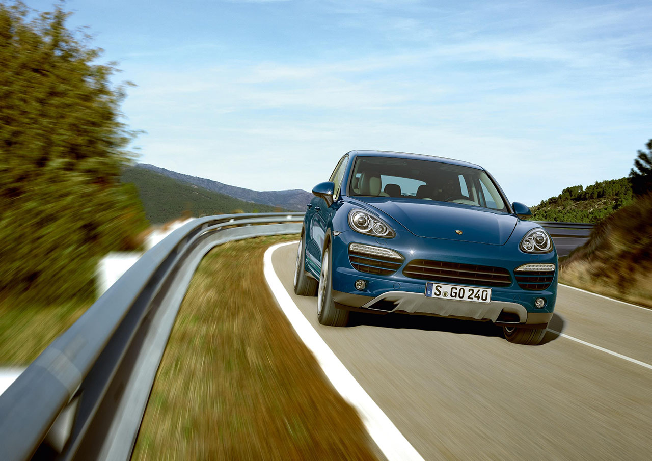 Постер на подрамнике Porsche-35