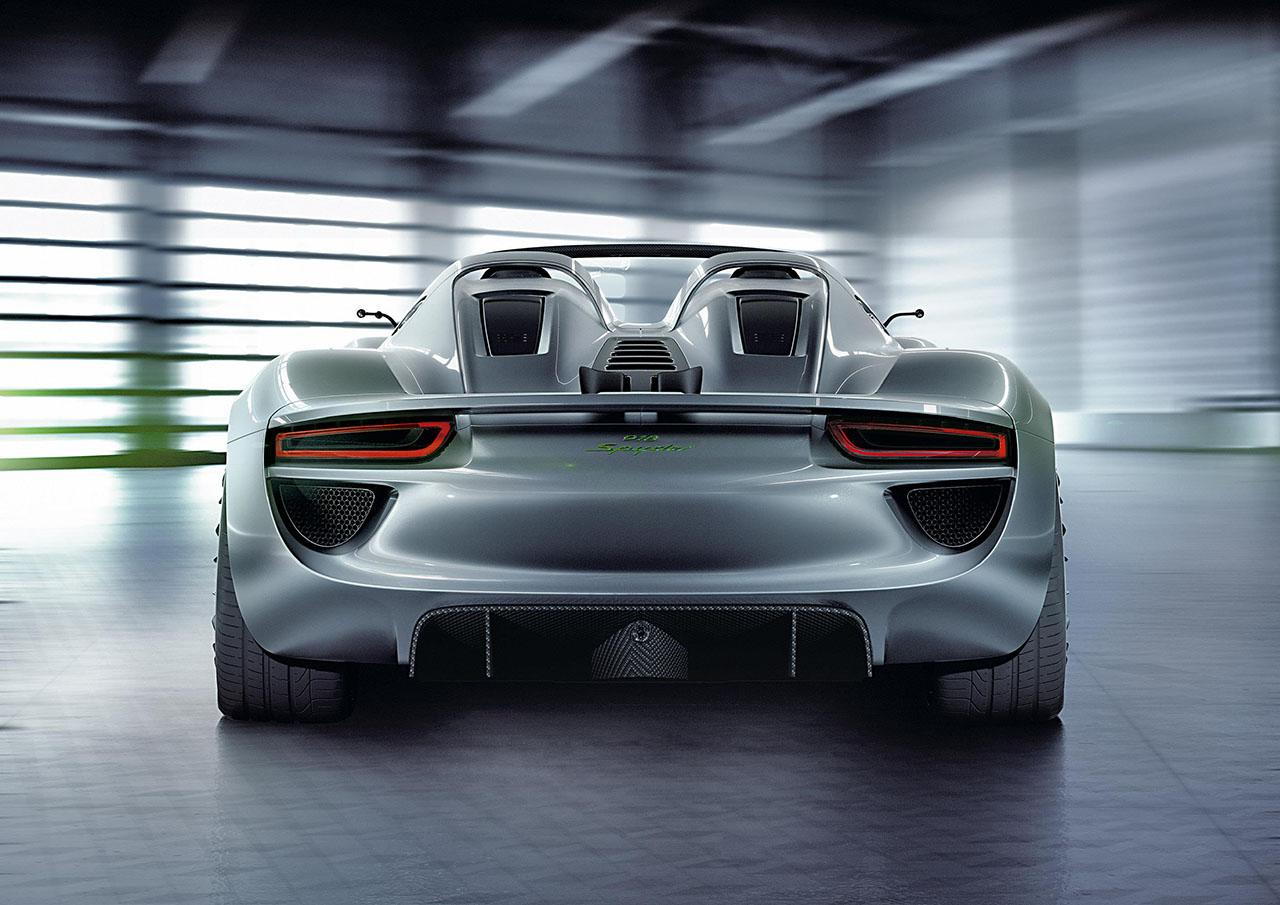 Постер на подрамнике Porsche-51