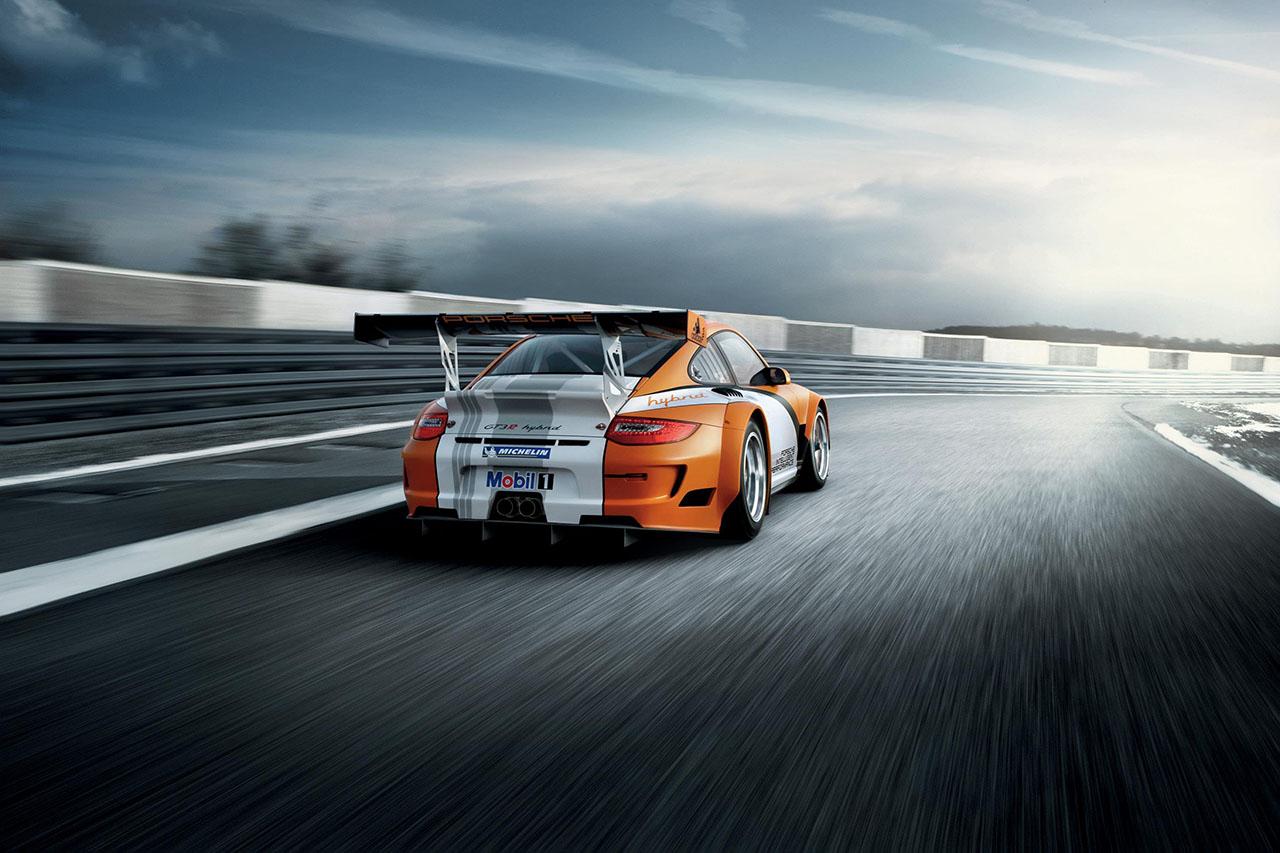 Постер на подрамнике Porsche-83
