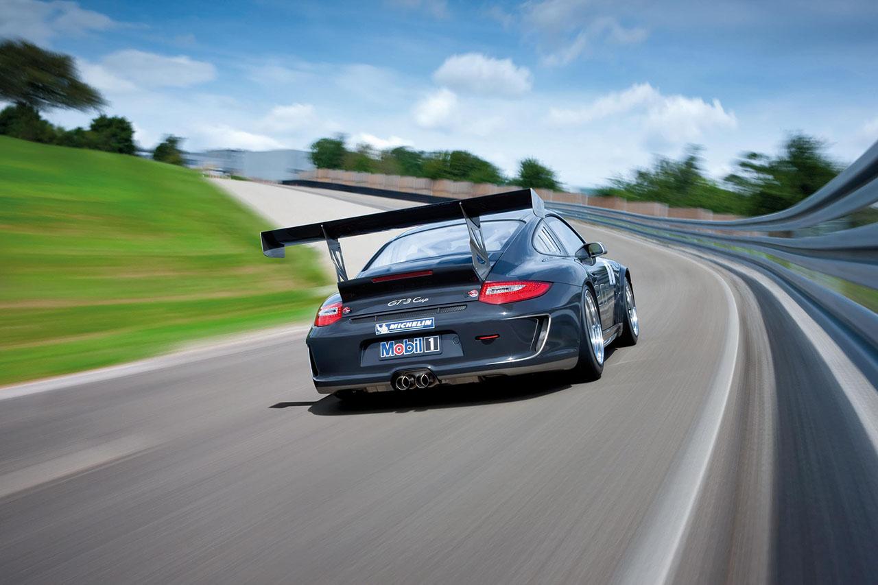 Постер на подрамнике Porsche-91