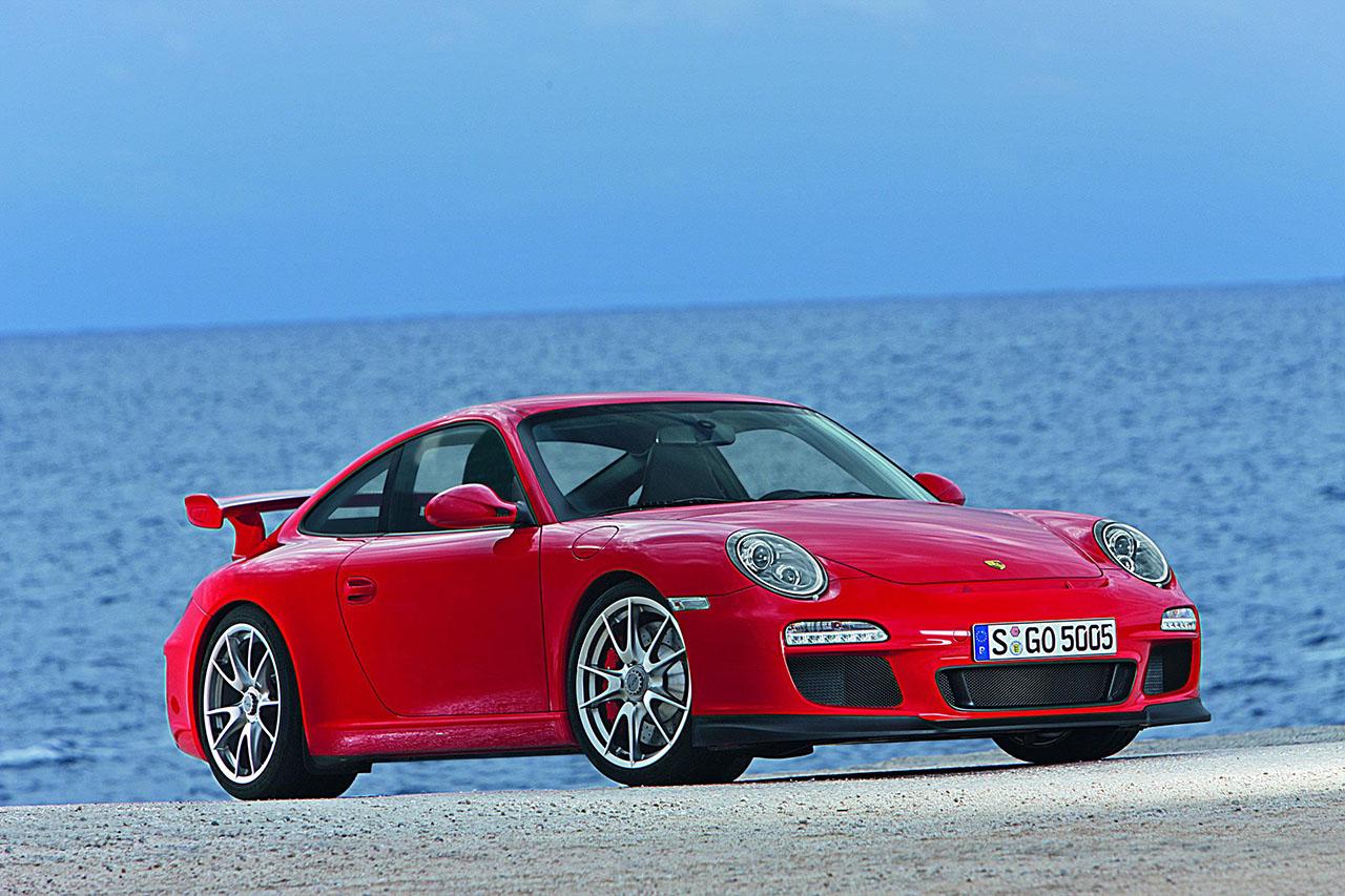 Постер на подрамнике Porsche-99