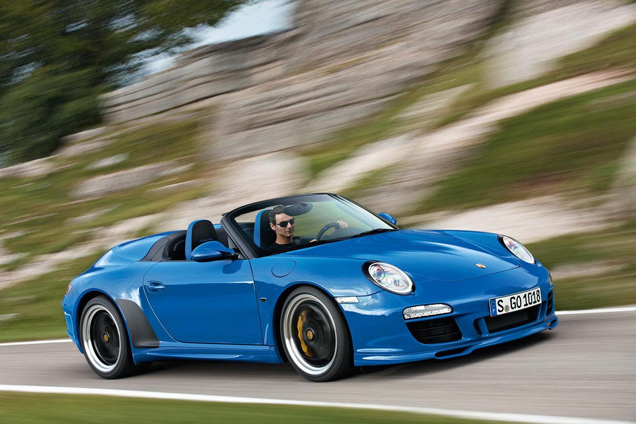 Постер на подрамнике Porsche-104