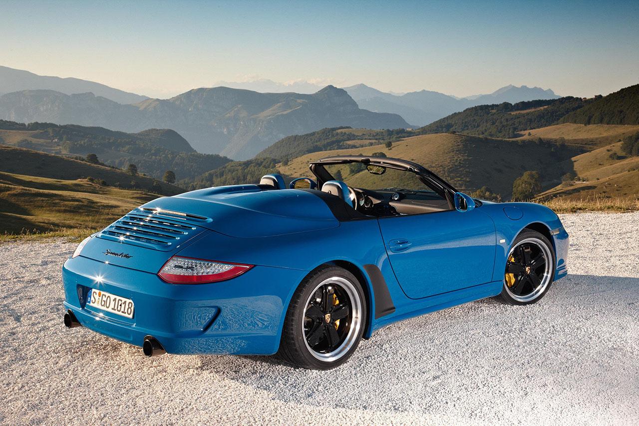 Постер на подрамнике Porsche-107