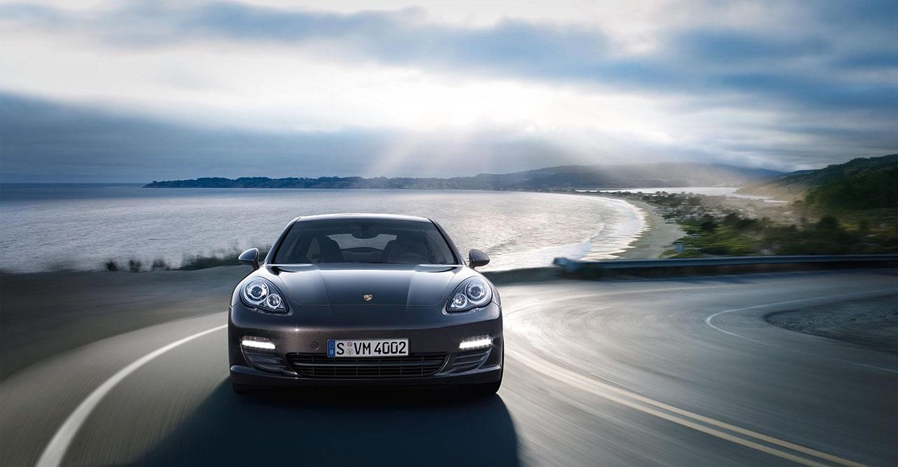 Постер на подрамнике Porsche-128