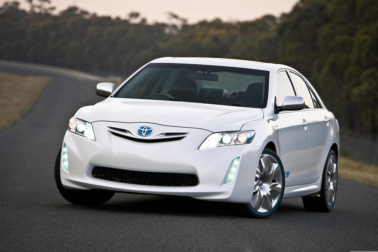 Постер на подрамнике Toyota-116