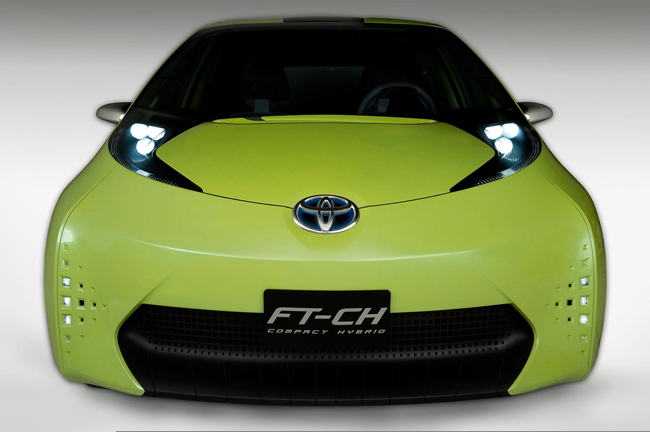 Постер на подрамнике Toyota-162