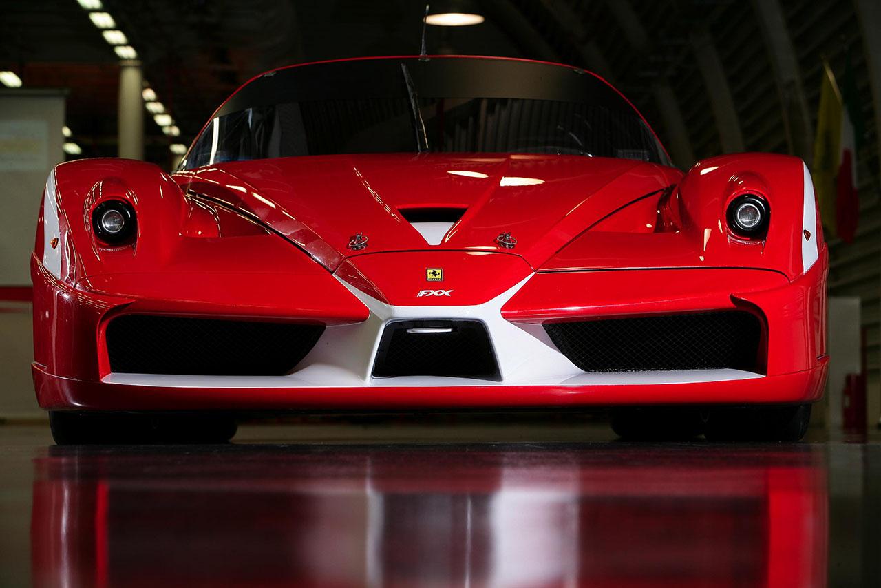 Постер на подрамнике Феррари (Ferrari)-26