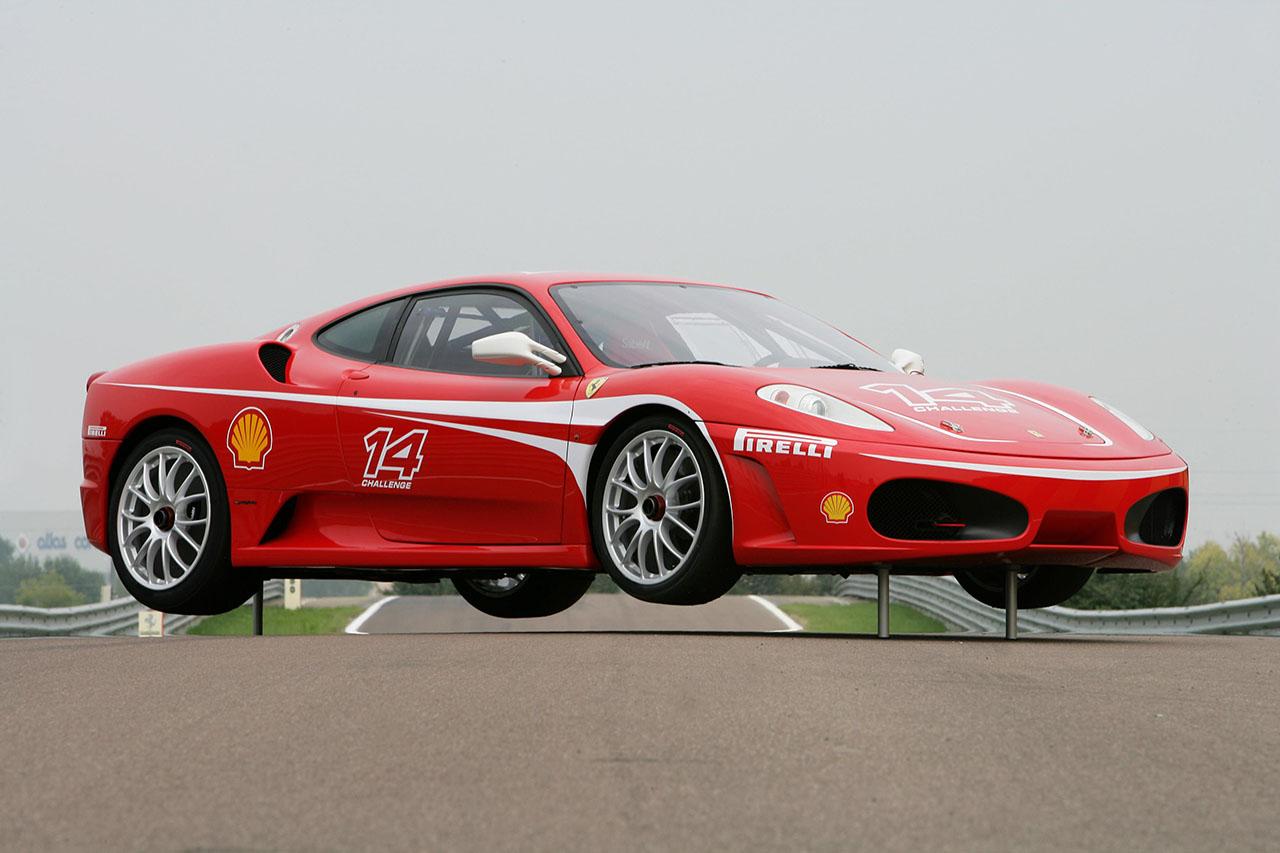 Постер на подрамнике Феррари (Ferrari)-63
