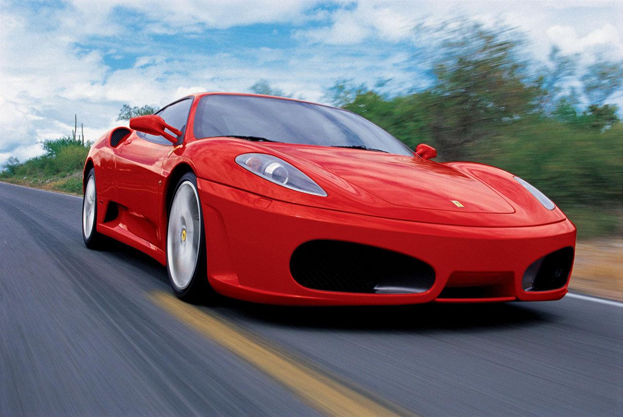 Плакат Феррари (Ferrari)-75