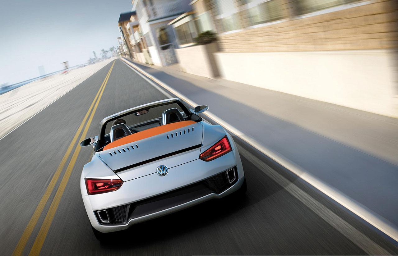 Плакат Volkswagen-322
