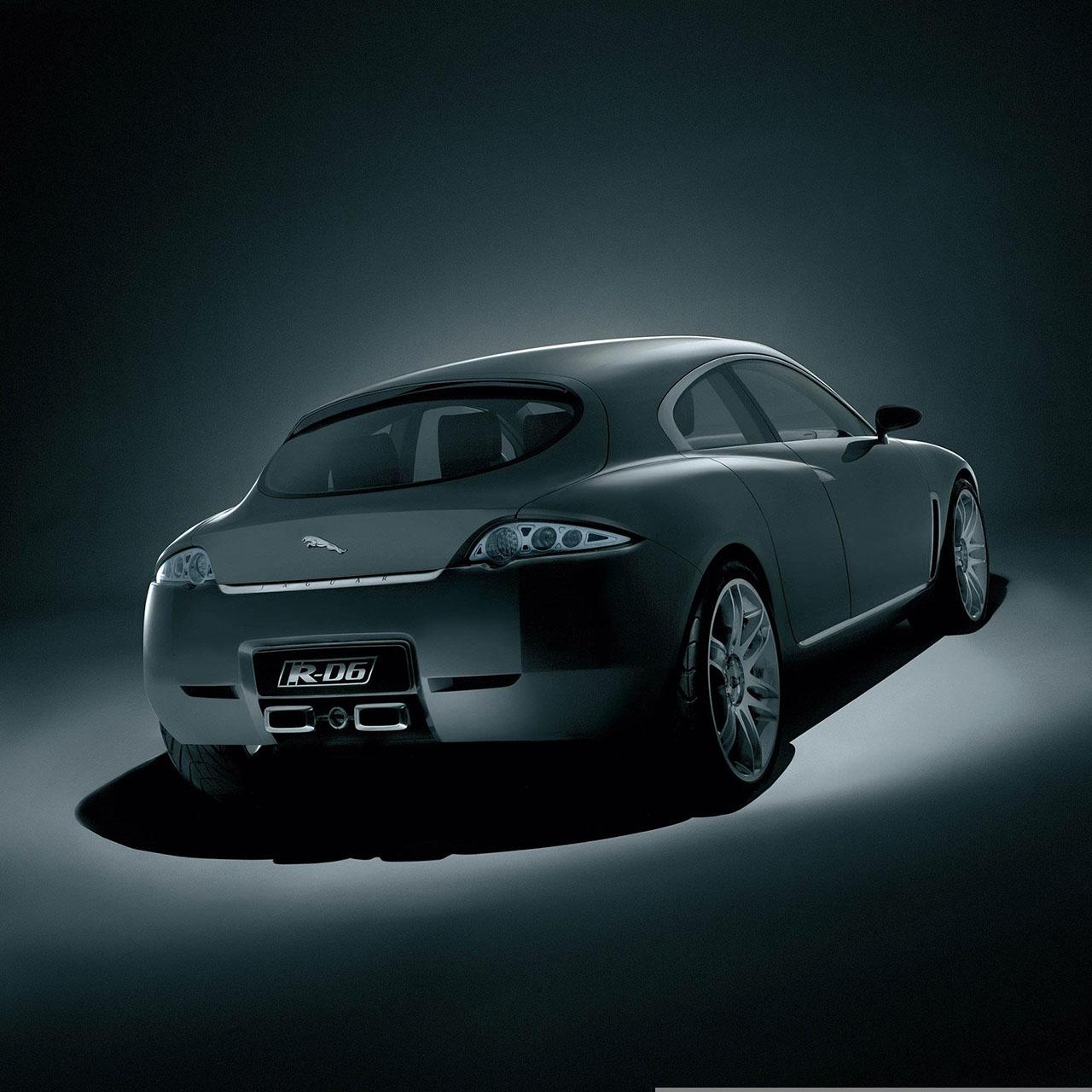 Постер на подрамнике Jaguar-26