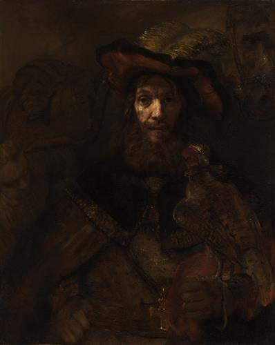 Плакат Portrait_of_Aechje_Claesdr