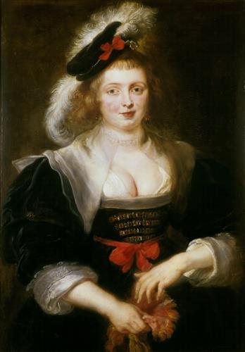 Постер на подрамнике Portrait of Helene Fourment